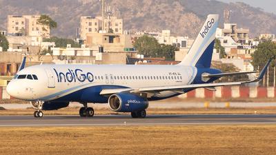 A picture of VTIFX - Airbus A320232 - IndiGo - © Rohan Paliwal