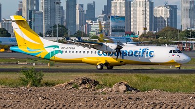 RP-C7288 - ATR 72-212A(600) - Cebu Pacific Air