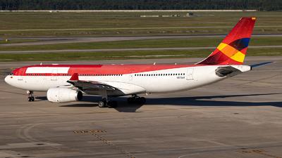 N973AV - Airbus A330-243 - Untitled