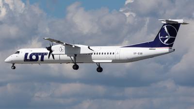 SP-EQB - Bombardier Dash 8-Q402 - LOT Polish Airlines