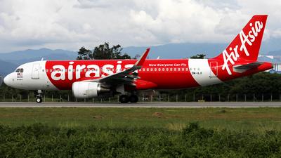 9M-AJI - Airbus A320-216 - AirAsia