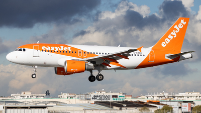 A picture of GEZBU - Airbus A319111 - easyJet - © Salvatore Michelini