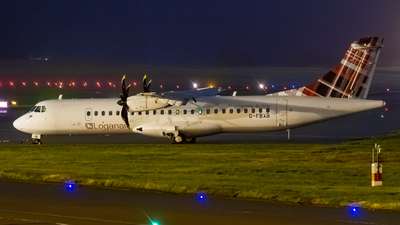 A picture of GFBXB - ATR 72600 - Loganair - © Ethan Hew - p_nilly