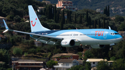 A picture of GTAWC - Boeing 7378K5 - TUI fly - © Marcel Rudolf