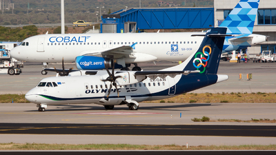 SX-OAW - ATR 42-600 - Olympic Air