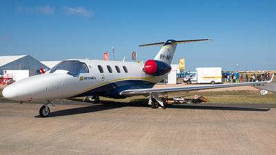 VH-WMY - Cessna 525 CitationJet M2 - Private