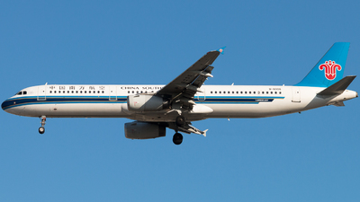 B-6306 - Airbus A321-231 - China Southern Airlines