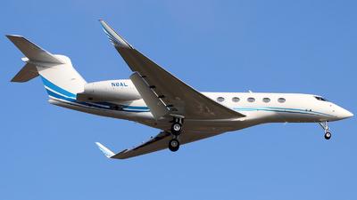 N8AL - Gulfstream G650ER - Private