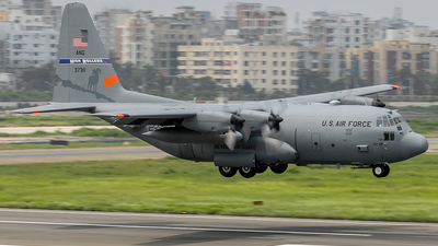 93-7311 - Lockheed C-130H Hercules - United States - US Air Force (USAF)