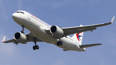 A picture of B30CY - Airbus A320251N - China Eastern Airlines - © KnightHammer Aviation