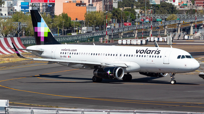 A picture of XAVRA - Airbus A320233 - Volaris - © Antonio Velasco (MAS Aviation Press)
