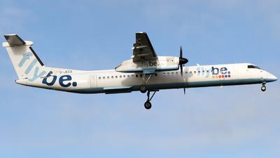 A picture of GJECO - De Havilland Canada Dash 8400 - [4126] - © subing27