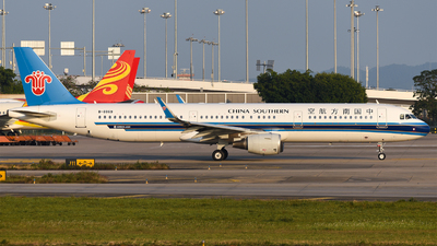 B-8869 - Airbus A321-211 - China Southern Airlines