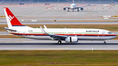 N760BB - Boeing 737-86N(BCF) - Untitled
