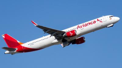 N746AV - Airbus A321-211 - Avianca