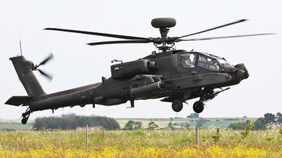 ZJ208 - Westland Apache AH.1 - United Kingdom - Army Air Corps