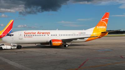 OB-2079-P - Boeing 737-48E - Sunrise Airways