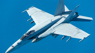 168364 - Boeing F/A-18E Super Hornet - United States - US Navy (USN)