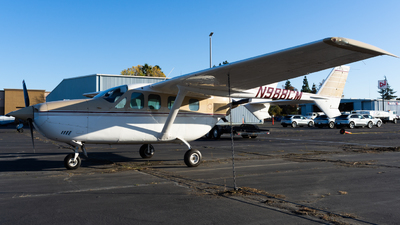 N988CM - Cessna T337G Super Skymaster - Private