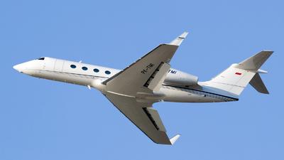 PK-TMI - Gulfstream G450 - Private