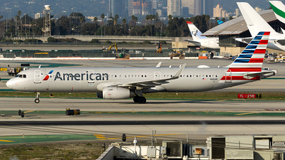 A picture of N116AN - Airbus A321231 - American Airlines - © Joshua Coronel