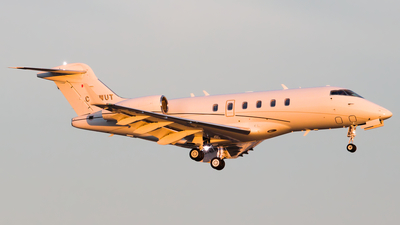 C-FWUT - Bombardier BD-100-1A10 Challenger 300 - Chartright Air