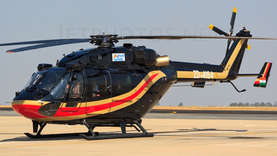 ZD-4164 - Hindustan Aeronautics ALH Dhruv - India - Civil Aviation Department