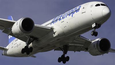 EC-MPE - Boeing 787-8 Dreamliner - Air Europa