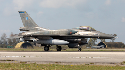 500 - Lockheed Martin F-16CJ Fighting Falcon - Greece - Air Force