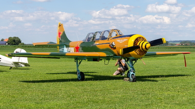LY-FUN - Yakovlev Yak-52 - Private