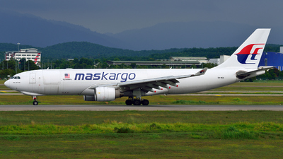 9M-MUA - Airbus A330-223F - Malaysia Airlines