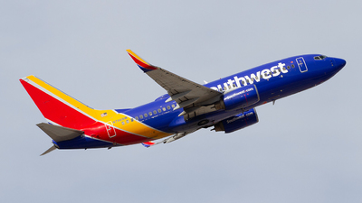 N746SW - Boeing 737-7H4 - Southwest Airlines