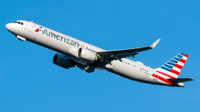 N432AN - Airbus A321-253NX - American Airlines
