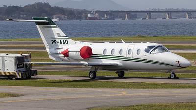 PP-AAO - Hawker Beechcraft 400XP - Private