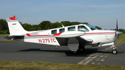 N275TC - Beechcraft A36 Bonanza - Private