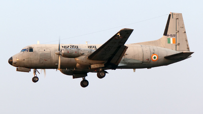 H-1522 - Hindustan Aeronautics HAL-748 - India - Air Force