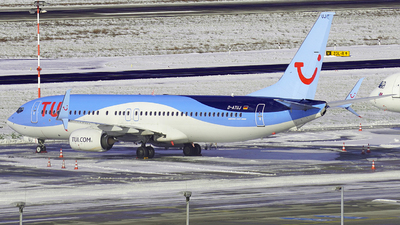 A picture of DATUJ - Boeing 7378K5 - TUI fly - © Martin Mortensen