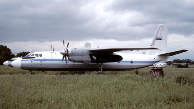 03 - Antonov An-24T - Russia - Air Force