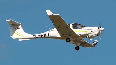A picture of YLPAD - Diamond DA40 NG - [40.N409] - © Limare.atc