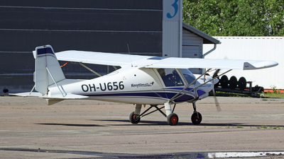 OH-U656 - Ikarus C-42B - Private