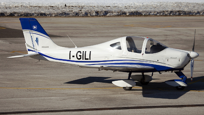 A picture of IGILI - Tecnam P2002 Sierra JF - [] - © Fabrizio Gandolfo