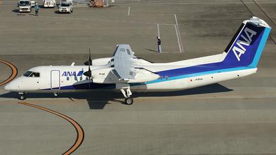 JA804K - Bombardier Dash 8-Q314 - ANA Wings
