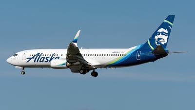 N581AS - Boeing 737-890 - Alaska Airlines