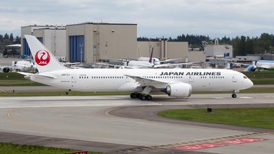 Ja872j Boeing 787 9 Dreamliner Japan Airlines