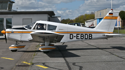 D-EBDB - Piper PA-28-140 Cherokee B - Private