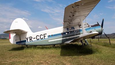 YR-CCF - PZL-Mielec An-2 - Private