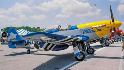 N98582 - North American P-51D Mustang - Private