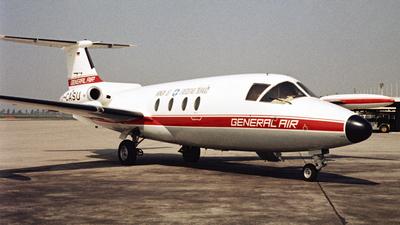 D-CASU - MBB HFB-320 Hansa-Jet - General Air