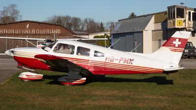 HB-PMK - Piper PA-28-181 Archer II - Motorfluggruppe Thun