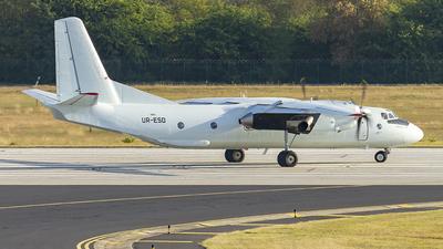 A picture of URESD - Antonov An26B - Air Urga - © AvA